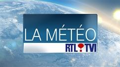 Le bulletin meteo de RTL TVI
